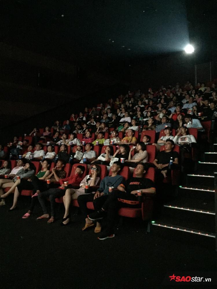 Trái ngược mọi năm, rạp phim toàn quốc đông đúc suốt dịp Tết  Phim Việt thắng thế trên sân nhà