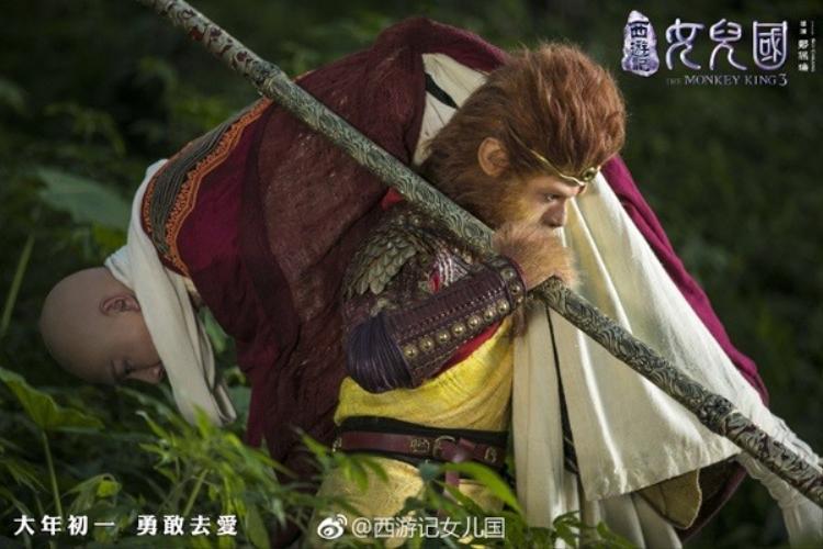 'Tróc yêu ký 2': Quán quân phòng vé sau 3 ngày công chiếu tại các rạp xứ Trung!