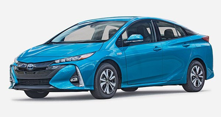 Đại diện thứ hai của Toyota trong danh sách này là chiếc Prius Prime với kết quả bài test đạt 50 mpg.