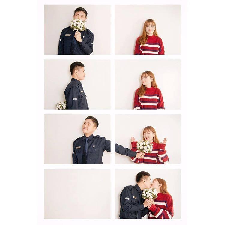 Ra Tết qua Valentine, cặp đôi nên rủ nhau chụp bộ ảnh để hâm nóng tình cảm