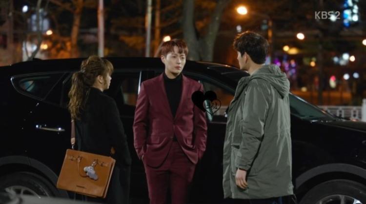 Do Joon hôn Kim So Hyun giữa trời tuyết trắng, liệu đây là khởi đầu cho một tình yêu lãng mạn?