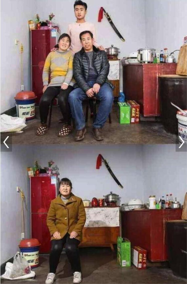 Gia đình có 3 người nhưng sau Tết, con đi học, bố đi làm, ở nhà chỉ còn mình mẹ già.