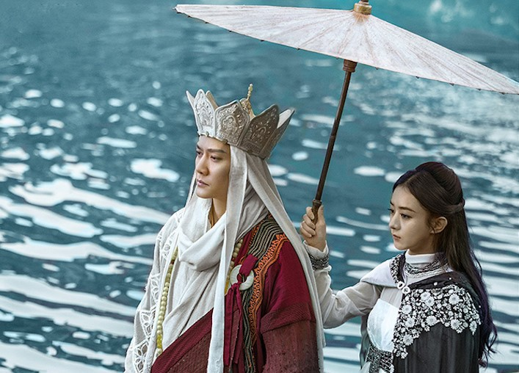 Tây du ký 3: Nữ nhi quốc khiến Triệu Lệ Dĩnh củng cố danh hiệu Thuốc độc phòng vé
