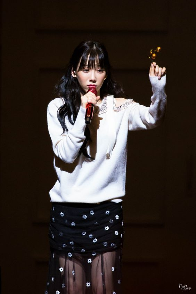 SM Town cưng Taeyeon hết cỡ: DVD được trình chiếu trong cả rạp phim