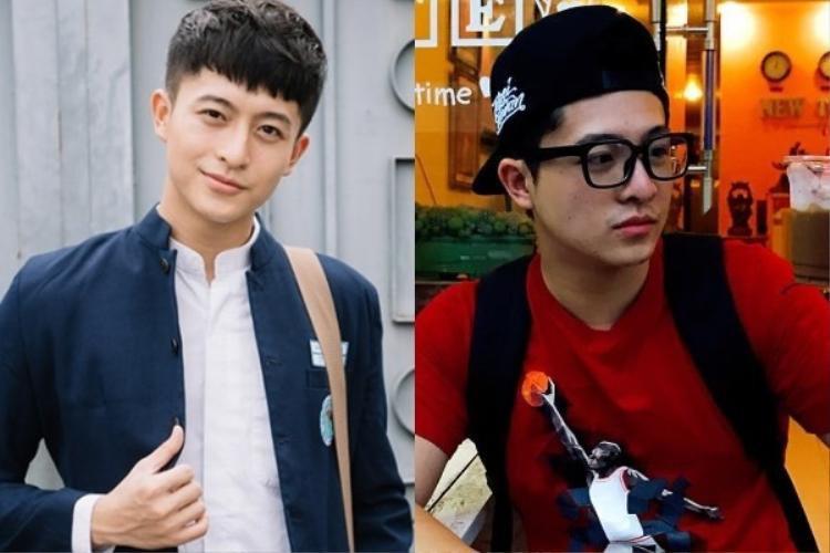 Hình ảnh trước và sau khi phẫu thuật của Harry Lu.