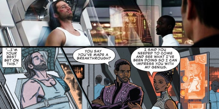Giải đáp ý nghĩa hai phân cảnh after-credit của Black Panther và sự kết nối với Avengers 3