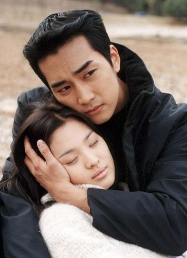 Bạch mã hoàng tử đời đầu của màn ảnh nhỏ xứ Hàn - Yuh Joon Seo trong Trái tim mùa thu