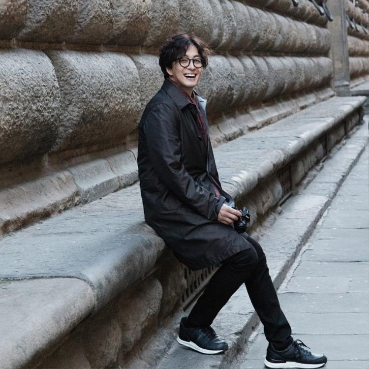 Ở tuổi 46, Bae Yong Joon đã là ông trùm quyền lực của làng giải trí Hàn Quốc