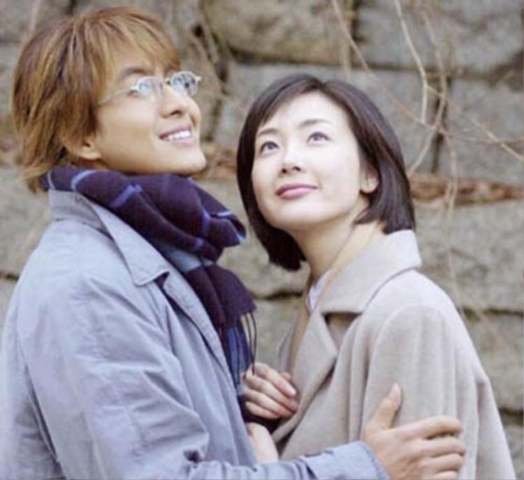"""Tình đầu Quốc Dân Kang Joon Sang trong """"Bản tình ca mùa đông"""" là vai diễn đỉnh cao trong sự nghiệp của Bae Yong Joon"""