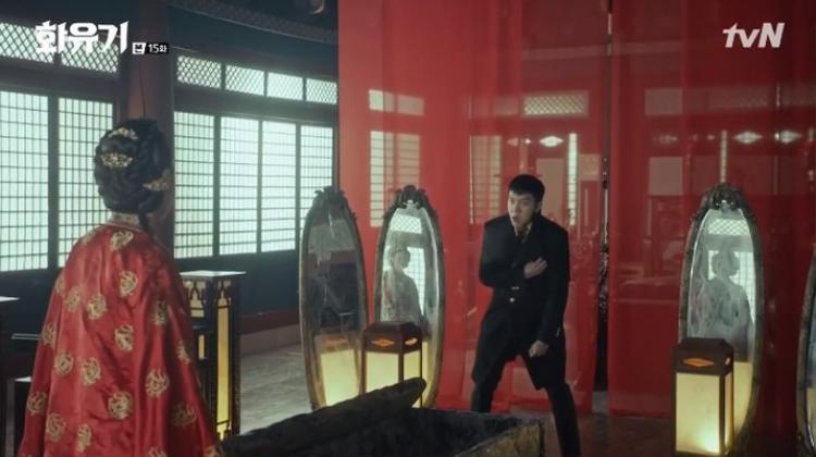 Đối mặt với cái chết, Ngộ Không vẫn quyết bảo vệ Đường Tăng đến cùng  Hwayugi sẽ kết thúc buồn?