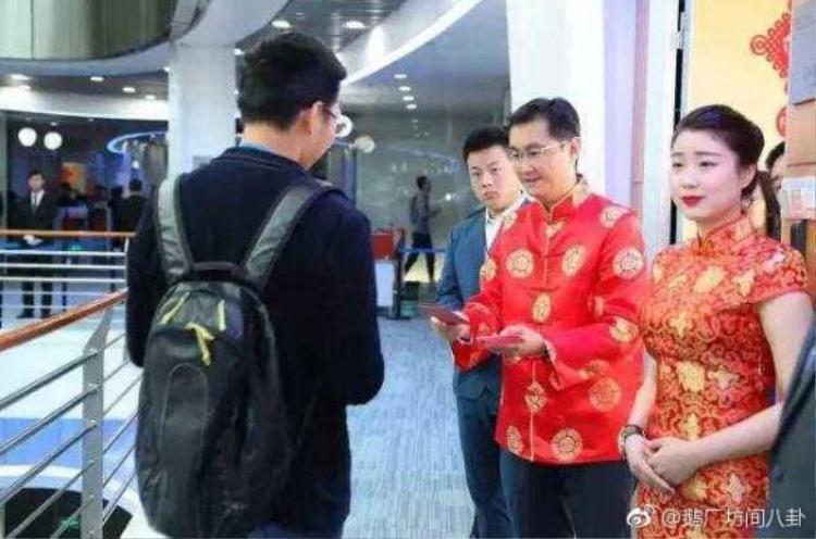 Mã Hóa Đằng là ông chủ của một trong năm tập đoàn lớn nhất thế giới, đồng thời là tập đoàn kiểm soát dịch vụ nhắn tin di động lớn nhất Trung Quốc. Ngoài ra, công ty của ông Mã Hóa Đằng cũng hoạt động trên nhiều lĩnh vực khác cả ở Trung Quốc và trên toàn cầu.