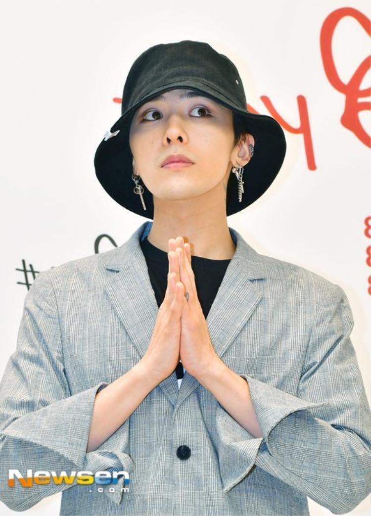 Thành viên nhóm nhạc đình đám nhất Kpop - GD.
