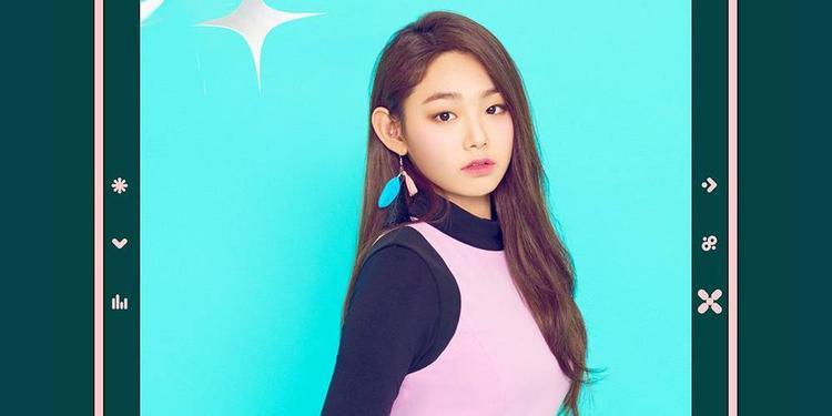"""Cuối cùng, Heechul nói: """"Mình thì thích những những cô gái không sở hữu đôi mắt hai mí. À, mình thích Mina của Gugudan""""."""