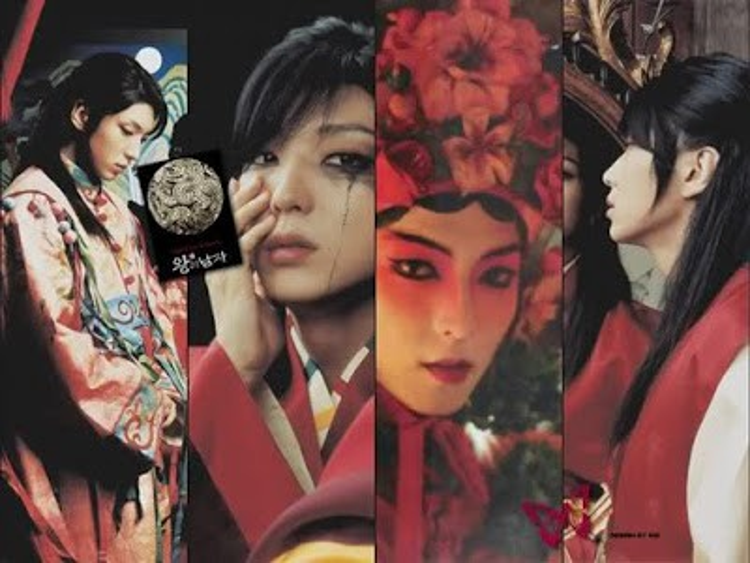 """Ngoại hình lẫn cá tính nhân vật Gong Gil của Lee Jun Ki trong """"Nhà vua Và Chàng hề"""" khiến khán giả không thể không liên tưởng đến huyền thoại Trương Quốc Vinh trong """"Bá Vương Biệt Cơ""""."""