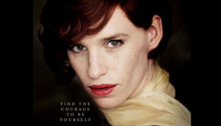"""Eddie Redmayne trong phim """"Cô gái Đan Mạch""""."""