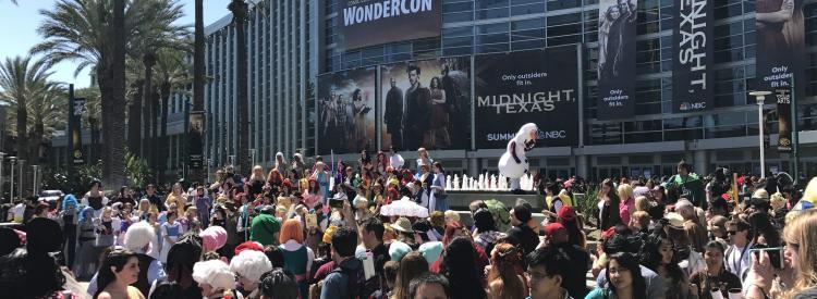 Wonder Con là hội nghị thường niên lớn nhất thế giới trong ngành công nghiệp truyện tranh, thu hút hàng triệu tín đồ từ khắp nơi trên thế giới.