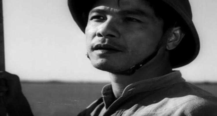 Diễn viên Trần Phương trong vai Lực.