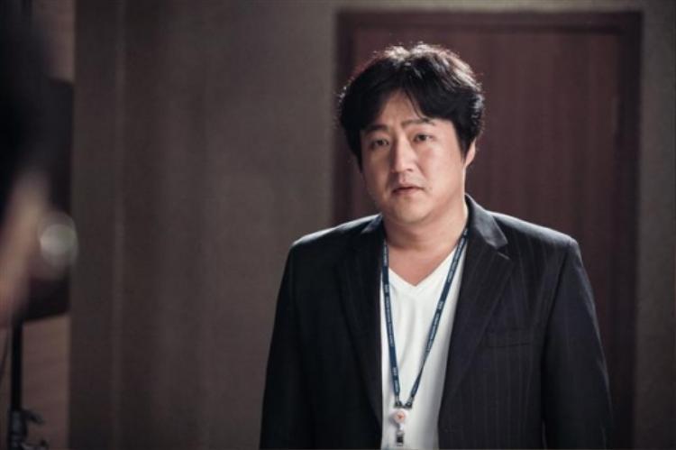 Nam diễn viên gây ấn tượng trong phim Ghost.