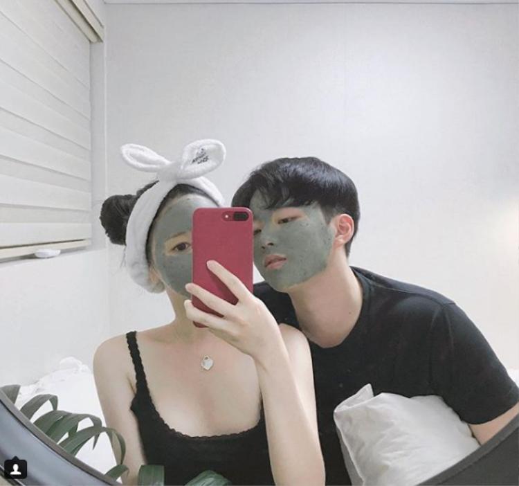 Cặp đôi Hàn Quốc chàng 1m93, nàng 1m63 đẹp long lanh khiến cư dân mạng ganh tỵ không thôi