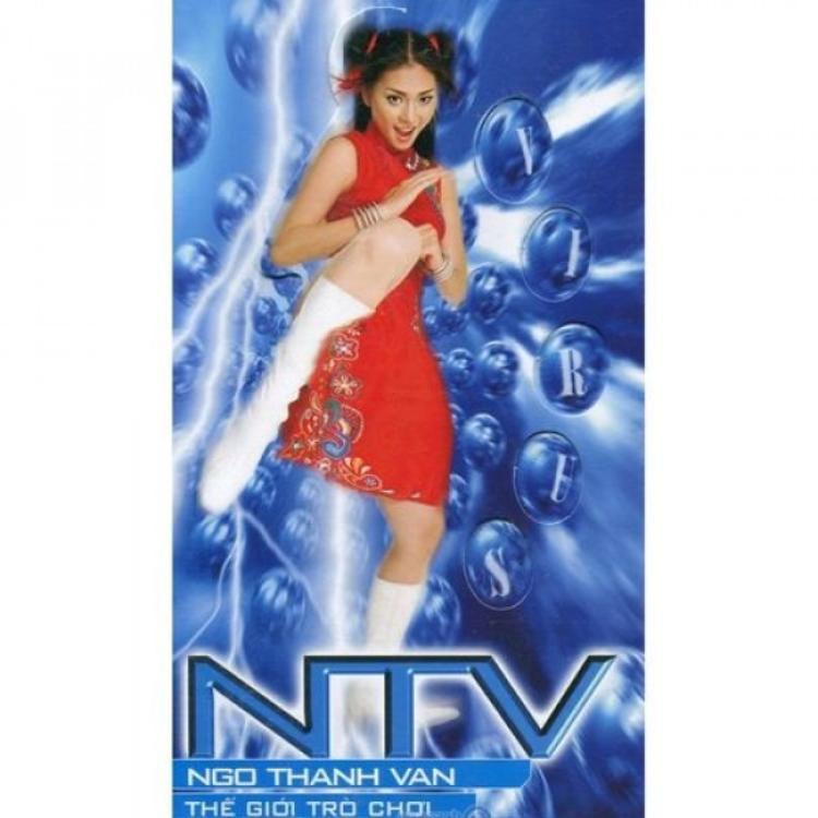 """Lúc này, Ngô Thanh Vân bắt đầu khởi nghiệp với vai trò người mẫu, sau đó """"lấn sân"""" dần sang ca hát. Có thể thấy cô thể hiện sự đa tài của mình từ rất sớm."""
