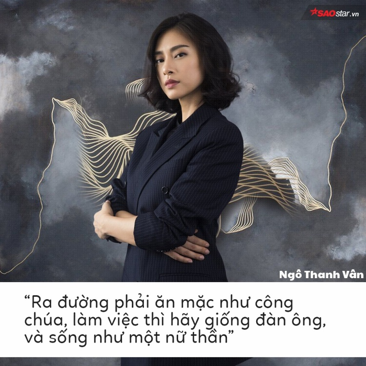 Ngô Thanh Vân: Người phụ nữ sinh ra với sứ mệnh trở thành nguồn cảm hứng