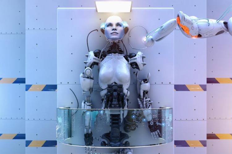 Nhóm nghiên cứu dùng thông tin từ mạng xã hội để tạo bản sao thực tế ảo của người đã khuất. Ảnh minh họa: Getty