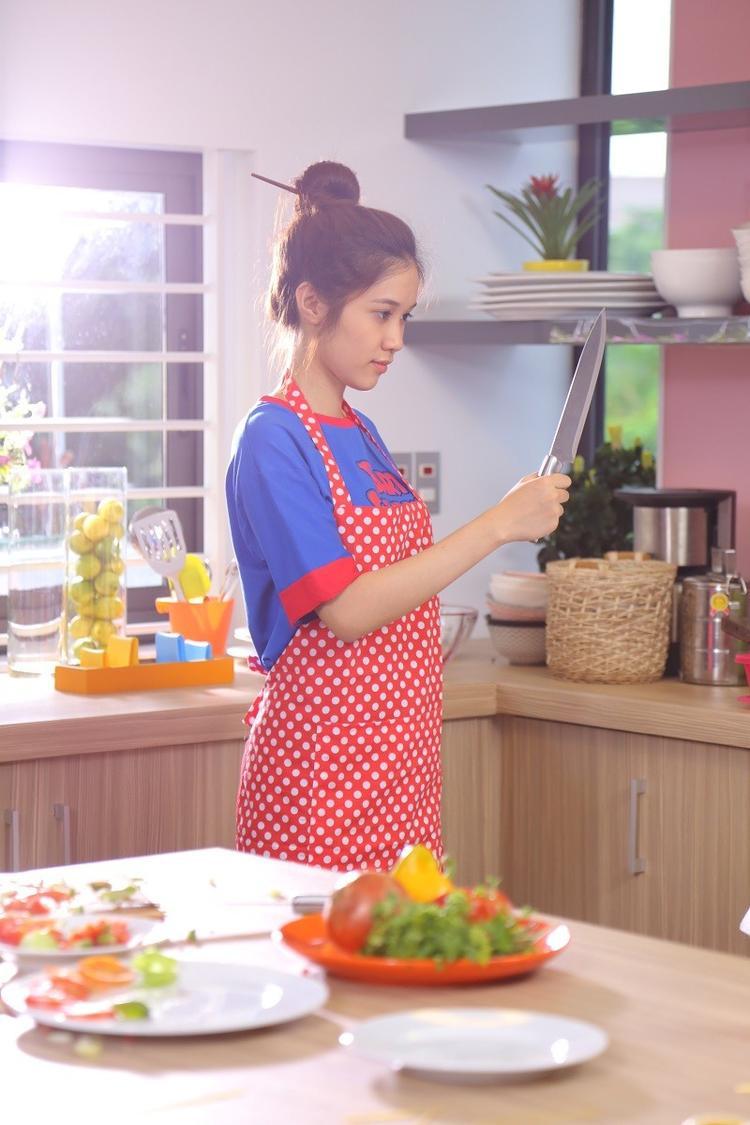 Quỳnh Hương  Gà cưng của Khắc Tiệp: Tôi đủ sắc  hương để đóng vai chính phim điện ảnh