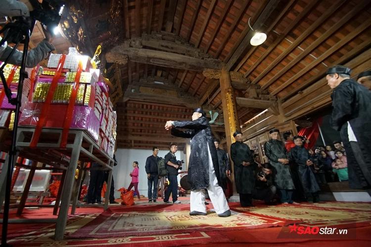 Được biết, lễ hội làng An Định kéo dài từ ngày mùng7 đến hết 11 tháng Giêng Âmlịch hàngnăm.