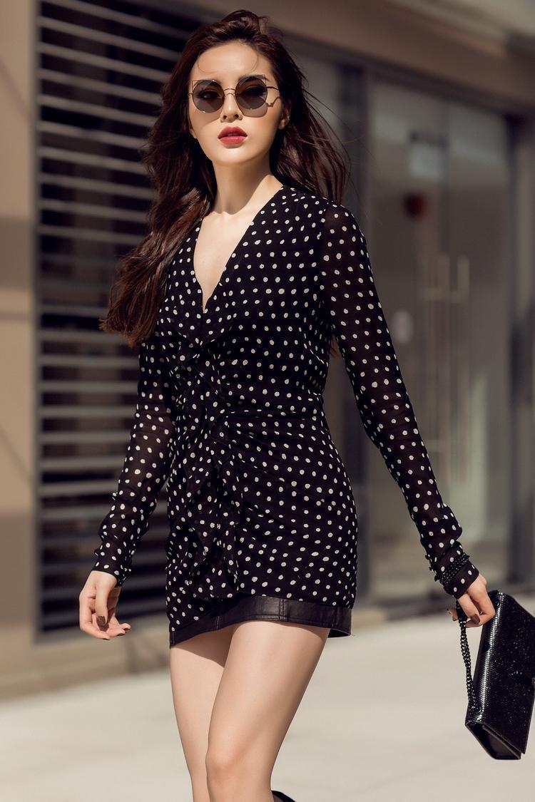 Có thể nhận định, Kỳ Duyên đang là Hoa hậu có phong cách cũng như thần thái về thời trang nổi bật nhất làng giải trí ở thời điểm hiện tại.