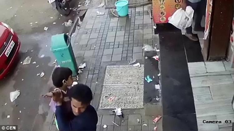 Hình ảnh được cắt ra từ video