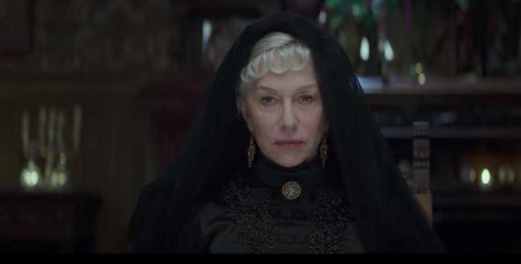 Dinh thự Winchester: Góa phụ đen chống chọi với hàng nghìn oan hồn đầy oán hận