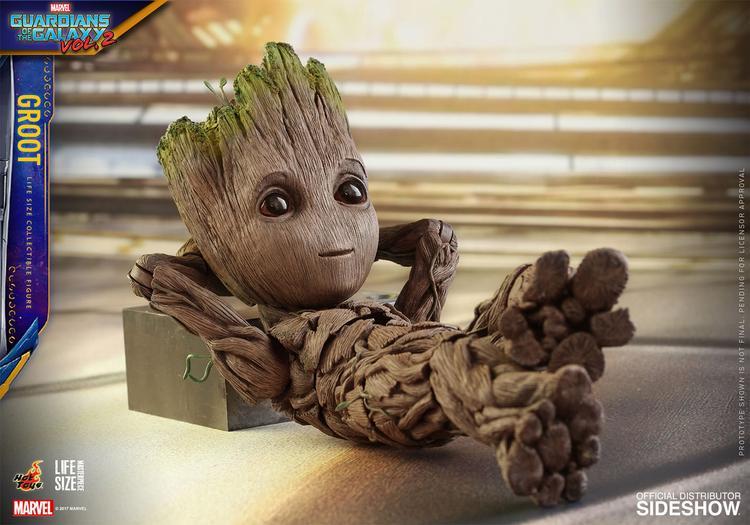 Đạo diễn tuyên bố Groot thực ra đã chết, Baby Groot là con trai chứ không phải là hồi sinh