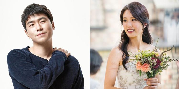 Diễn viên Lee Si Eon và Seo Ji Seung.