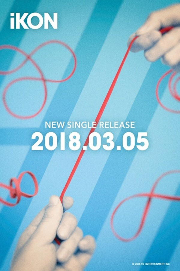 Sau thành công của Love Scenario - ca khúc giữ được PAK trong nhiều giờ nhất, iKON thừa thắng xông lên, nhá hàng với người hâm mộ về single tiếp theo vào ngày 5/3.