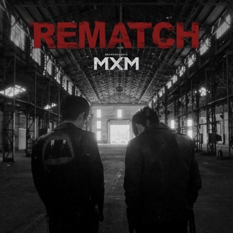 """""""Con cưng"""" nhà Brand New Music MXM tái xuất vào 6/3 với single Rematch được cho là mang concept bad boy."""