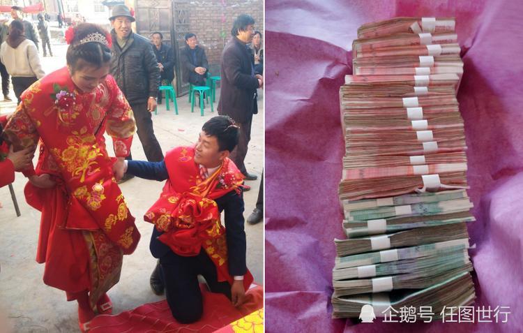 Để cưới được vợ, gia đình chú rể Nguyên Nguyên đã tốn hơn 1 tỷ đồng.