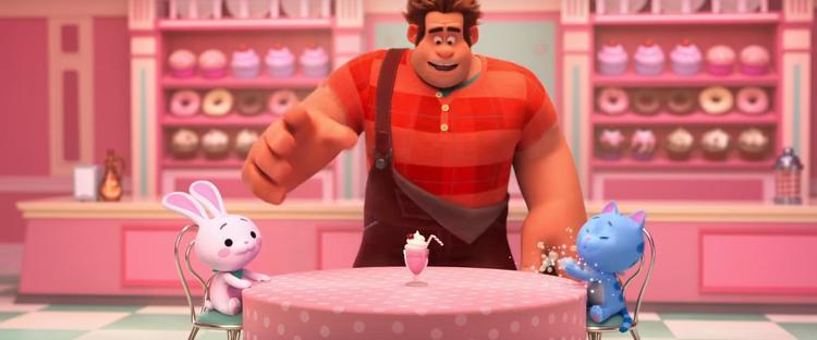 """""""Cho thỏ ăn bánh, cho mèo ăn kem""""."""