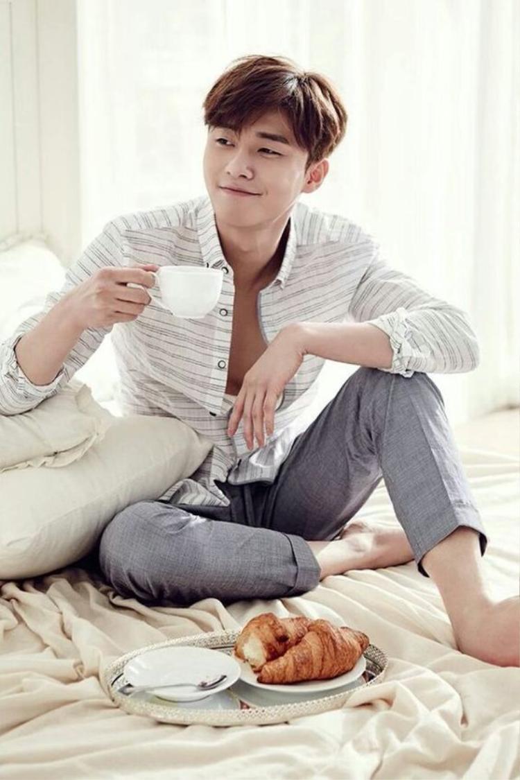 Mỹ nam Park Seo Joon đã đồng ý đảm nhận vai nam chính của bộ phim.