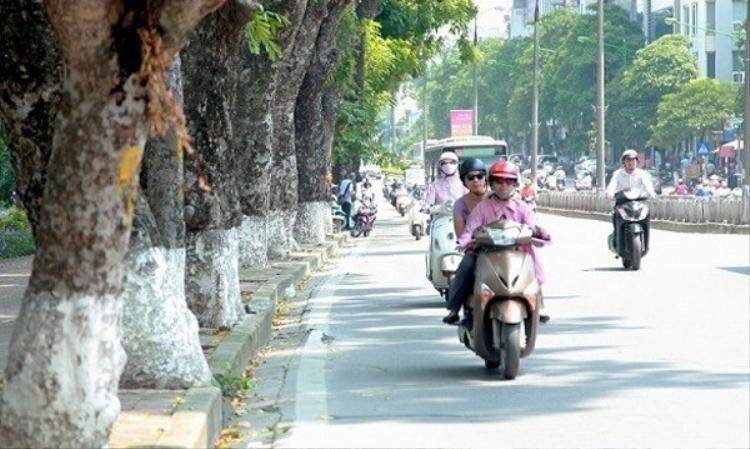 Nhiệt độ miền Bắc tăng nhanh kéo dài trong 5-6 ngày tới. Ảnh: Vietnamnet.