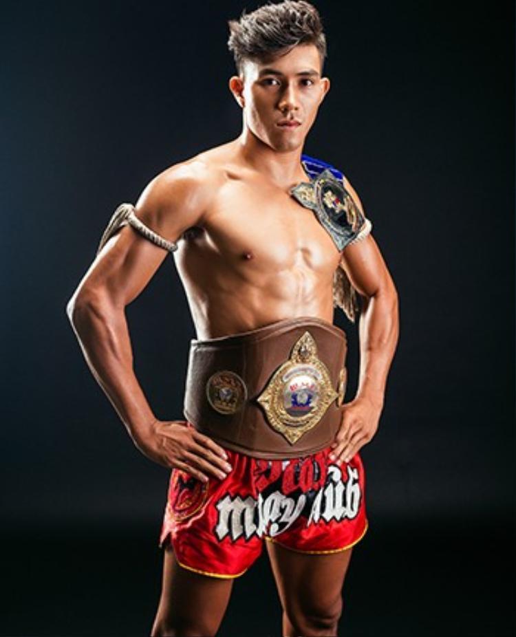 Nguyễn Trần Duy Nhất từng 7 lần vô địch thế giới.