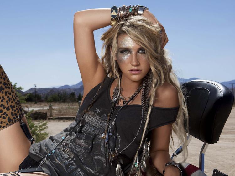 Kesha là một tài năng thực sự những năm ở trường trung học.