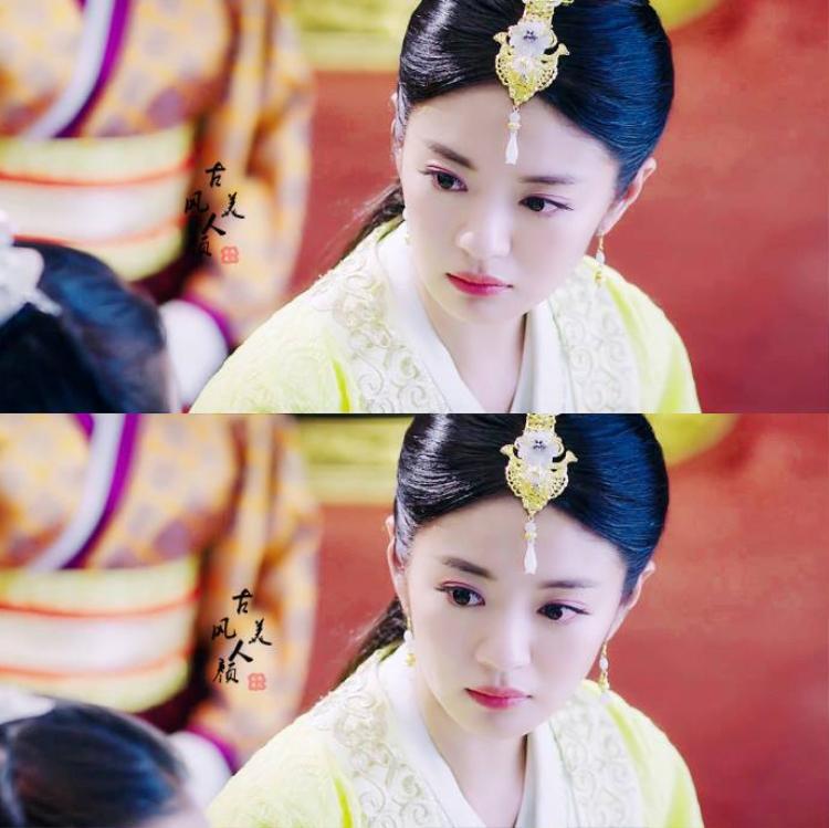 Hình ảnh Độc Cô Bàn Nhược khiến nhiều khán giả nghĩ đến Võ Tắc Thiên