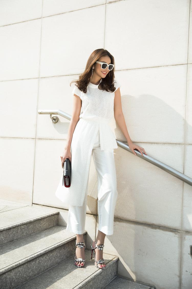 Xuất phát điểm là người mẫu, Thanh Hằng bắt đầu thử sức ở lĩnh vực điện ảnh với nhiều vai diễn để lại ấn tượng trong lòng khán giả.