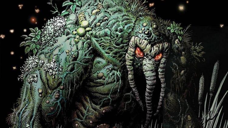 Quái vật đầm lầy của Marvel đã sẵn sàng cho màn debut siêu hoành tráng.