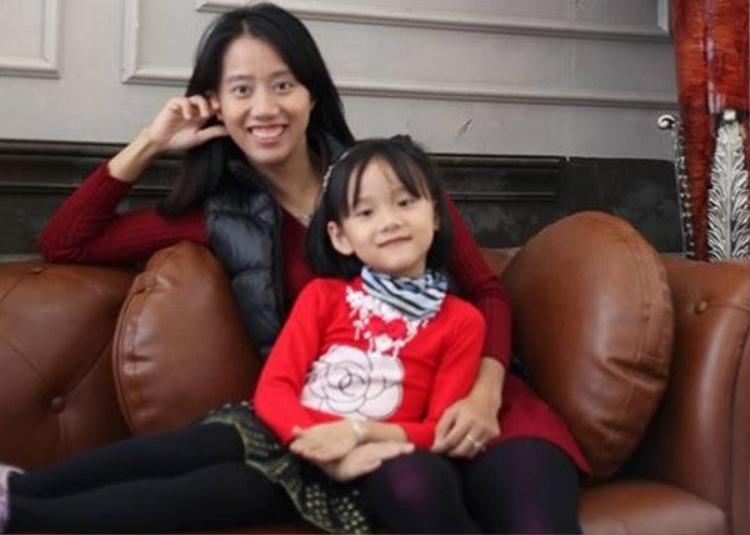 Mẹ của bé - chị Thùy Dương cũng đăng ký hiến hiến tạng và hiến xác cho y học.