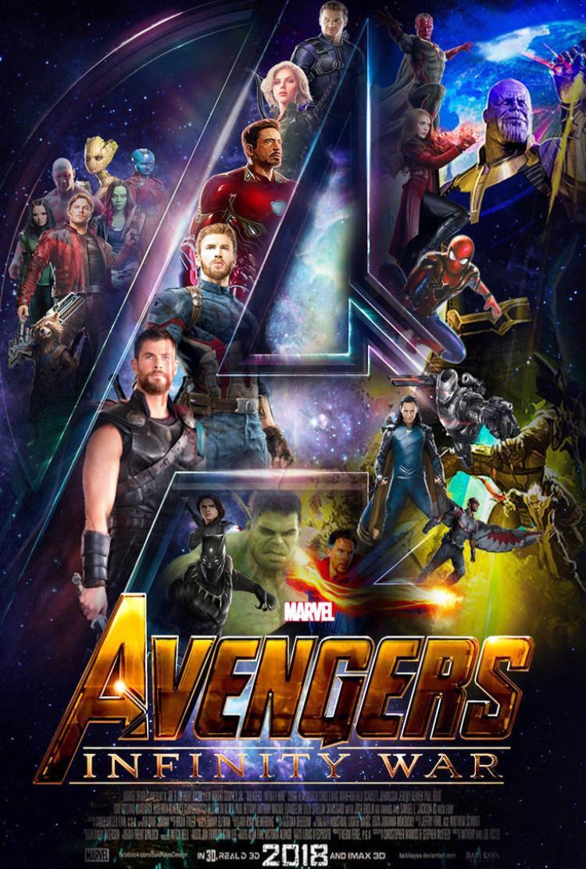 Marvel bất ngờ dời lịch công chiếu Avengers: Infinity War và đây là lý do!