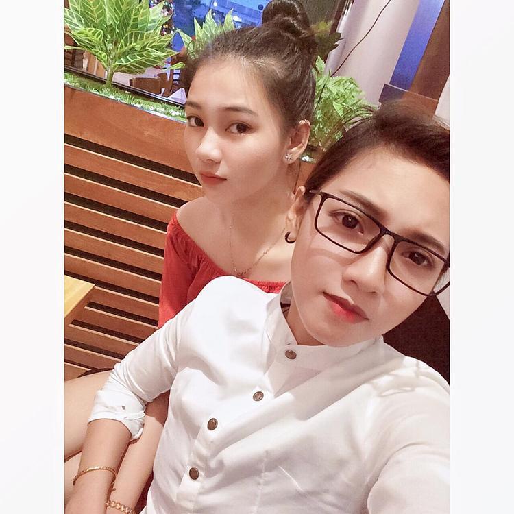 Kim Anh và Chúc Duyên là một trong những cặp đôi nổi tiếng trong cộng đồng LGBT.