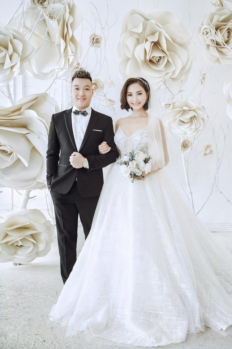 Phương Thảo và Trung Sơn đã kết hôn từ năm 2017.