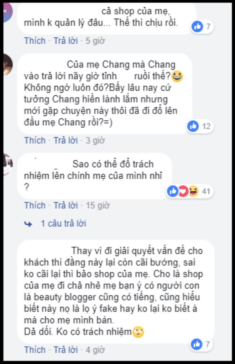 Toàn cảnh vụ việc shop mỹ phẩm mà Changmakeup có liên quan bị tố bán hàng giả