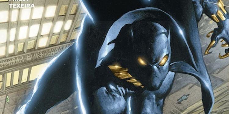 Mê Black Panther thì đọc ngay 10 phần truyện này để biết thêm về Báo Đen